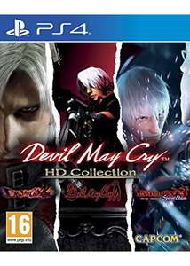 Devil May Cry HD Collection (PS4) £17.85 / Injustice 2 (PS4) £17.99 Delivered @ Base