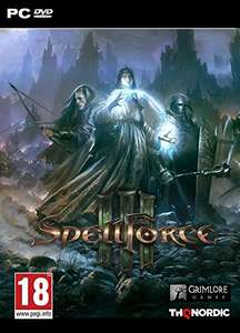 Spellforce 3 £19.99 (Prime) £21.98 non prime @ Amazon