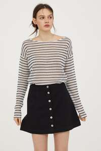 H&M TOPS AND TEES FROM £3.99