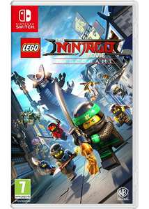 LEGO The Ninjago Movie: Videogame (Nintendo Switch) £22.85 Delivered / 2 for £14.50 on Pokemon Gold/Crystal/Silver @ Base