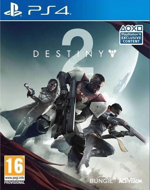 Destiny 2 [PS4] £9.99 @ HMV instore (Free C&C)
