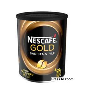 Nescafé Gold Blend Barista Style Instant – £4.50 @ ASDA discount offer