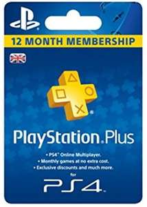 PlayStation Plus 12 Month Membership Card £36.85 / PlayStation VR Aim Controller + Farpoint game (PSVR) £49.99 Delivered @ Base