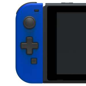 Officially Licensed Hori Left Joy Con With Proper D-Pad Dark Blue £34.65 Sold & Fullfilled by Amazon Japan Pre-order Release 31/07:18