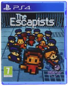 PS4 The Escapists £9.99 on Amazon prime / £11.98 non Prime