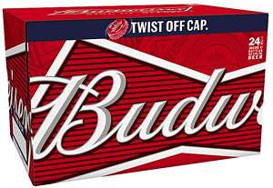 Budweiser 24x300ml £10 @ Asda discount offer