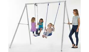 Sports power Titan 2.2 M galvanised swing & glider £45 @ Asda