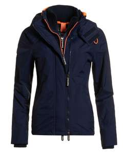 Selection of Womens Superdry Jackets  now £21.75 del. w/code @ eBay / Superdry Store