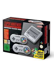 Nintendo Classic Mini: Super Nintendo Entertainment System £67.85 @ Base