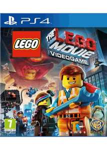 The LEGO Movie Videogame (PS4) @ Base - £11.99