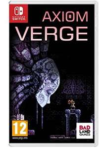 Axiom Verge Standard Edition (Nintendo Switch) £18.85 @ Base