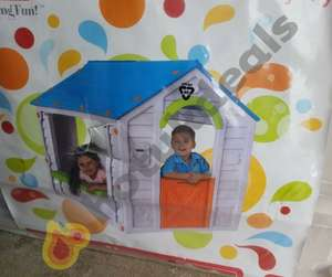 Keter plastic play house £15 B&Q in store
