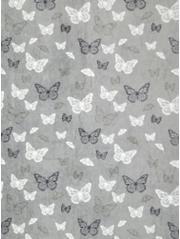 Butterfly print super soft plush throw £4.20 @ Asda
