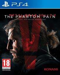 Metal Gear Solid V: The Phantom Pain (PS4) (Used) Free Delivery - £4.99 @ Grainger Games