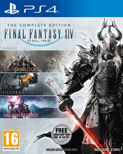 Final Fantasy XIV The Complete Edition PS4 £18.85 @ Shopto