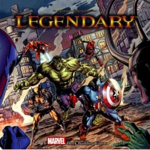 Marvel Legendary Deck Building Card Game - Core Set £33.74 with code @ 365game