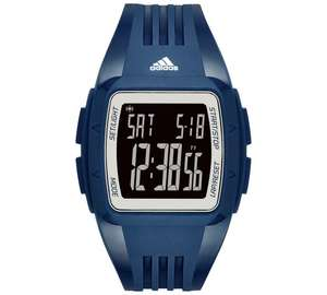 Adidas Duramo Unisex ADP3268 Night Marine Blue Strap Watch £10.99 @ argos