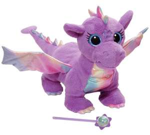 Baby born interactive wonderland plush dragon £26.99 was £59.99 @ Argos