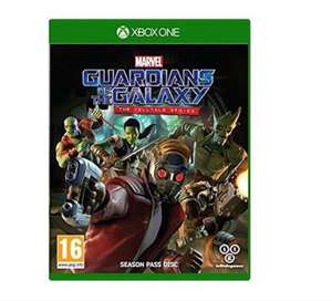 Marvel's Guardians of the Galaxy: The Telltale Series (Xbox One)  for £13.69 delivered @ Ebay/Base