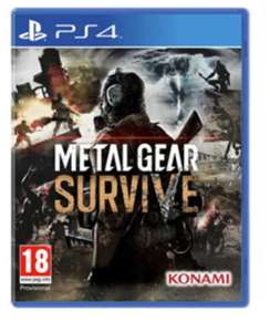 Metal Gear: Survive , PS4/ Xbox, for £17.99 delivered @ base