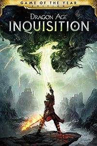 Xbox one - Dragon Age inquisition (Game of The Year Edition) With Xbox gold membership for £6.25