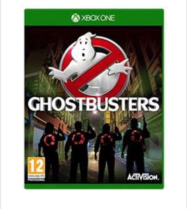 Ghostbusters 2016 , Xbox £13.84 / PS4 £14.84 @ base