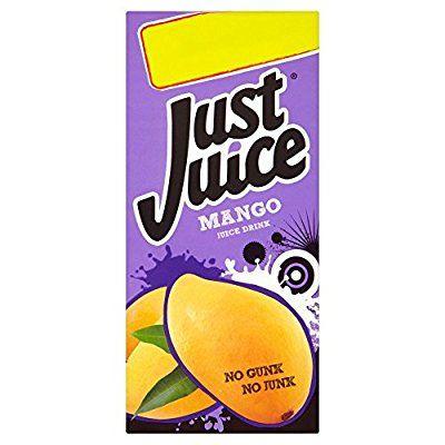 Just Juice Mango 2x1L £1 @ Heron