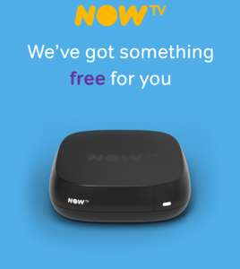 Free Now TV box email or live chat (account specific - check emails)