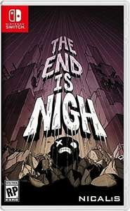 The End Is Nigh (Nintendo Switch) £21.46 Delivered @ Amazon Global Store via Amazon UK