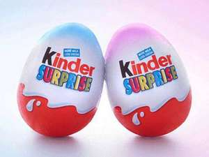 KINDER SURPRISE 2 FOR £1 @ POUNDLAND