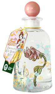 Disney Princess Beauty and the Beast Enchanted Rose Bubble Bath £3 @ Boots