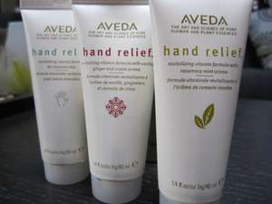 Free Aveda Scalp Cleanser & Hand Relief Samples