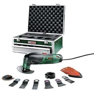 Bosch PMF 190 E Multifunction Tool with Toolbox and Accessories £69.99 @ Manomano