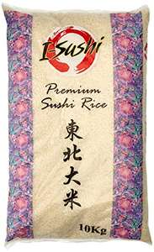 I-Shushi Premium Sushi Rice 10 kg £12.38 Prime / £16.37 Non Prime @ Amazon