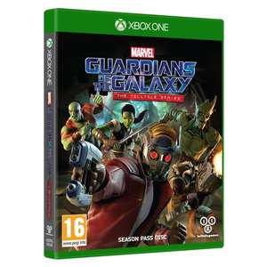Marvel's Guardians of the Galaxy: The Telltale Series (Xbox One) now £11.99 delivered @ Base