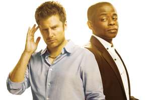 Psych complete set hd as well £14.99 @ ITunes