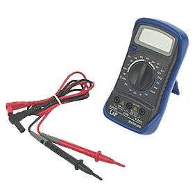 LAP MAS830B DIGITAL MULTIMETER 600V £7.29 @ Screwfix