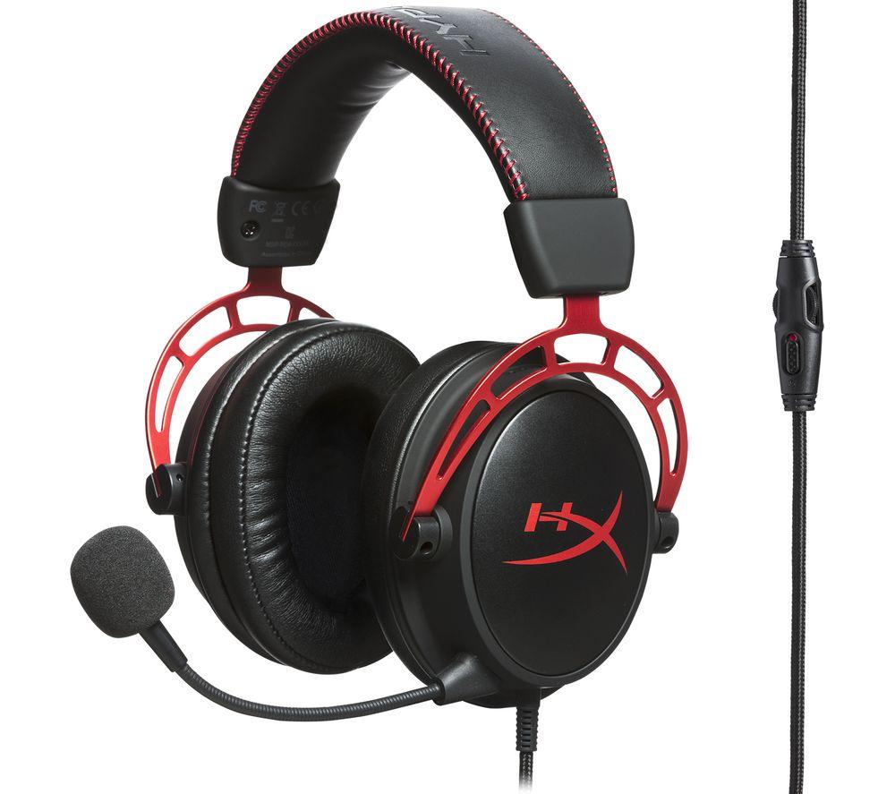 HyperX Cloud Alpha Pro Gaming Headset £59.99 @ Currys