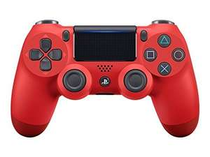 PS4 controller £36.95 in red and blue- Amazon.co.uk Prime Exclusive