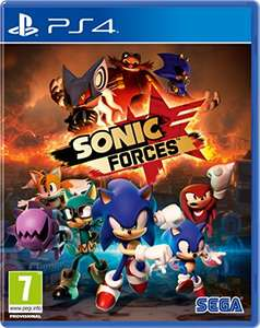 Sonic Forces (PS4) £17.99 Prime £19.98 Non Prime @ Amazon