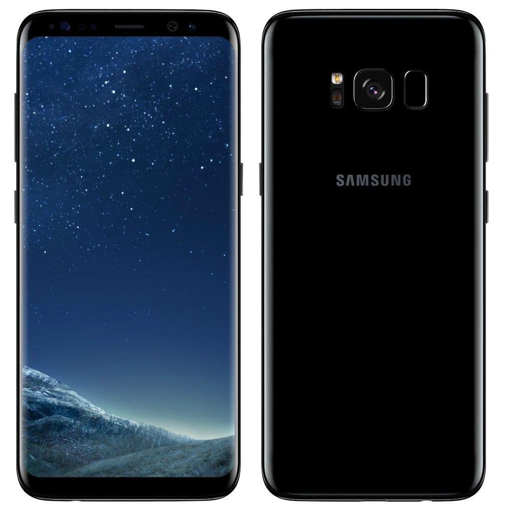 Samsung Galaxy S8 G950FD 4G 64GB Dual Sim SIM FREE/ UNLOCKED - Midnight Black £416.99 @ Toby Deals