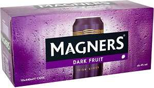 Magners 10 pack for £4 @ ASDA