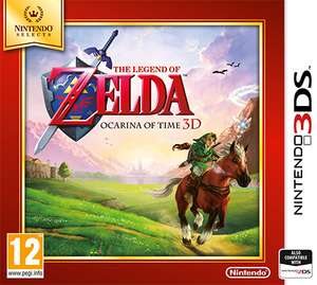 The Legend of Zelda: Ocarina of Time 3D (Download) £9.59 @ Nintendo
