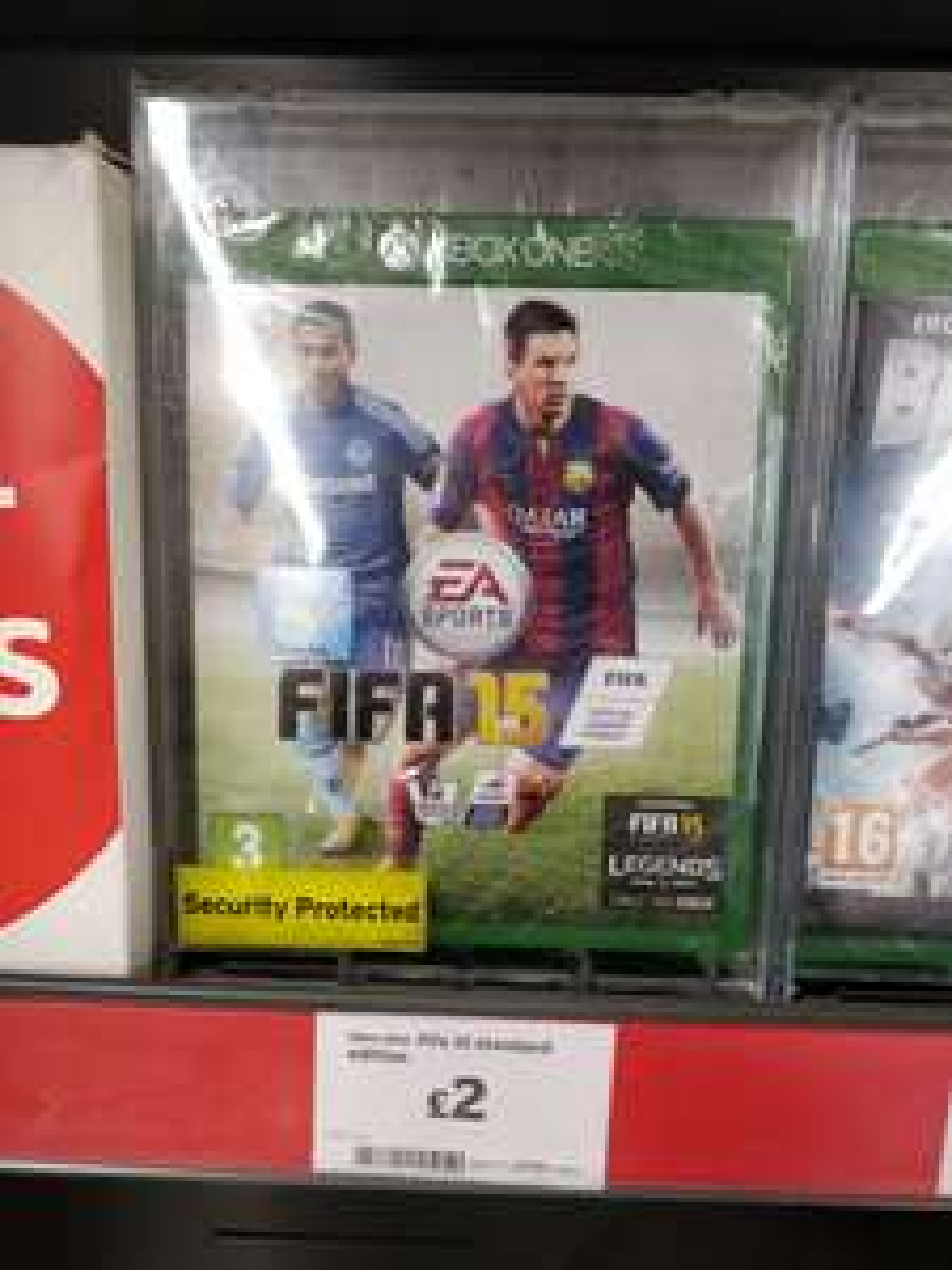 Fifa 15 Xbox One £2 instore @ Sainsburys Sunderland