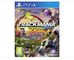 Trackmania Turbo (PS4), £12.95 delivered @ eBay / The Games Collection