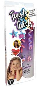 Twist N Twirls 1210 9-Inch Accessories (Pack of 2) £1.70 Add on item / Minimum £20 Spend @ Amazon