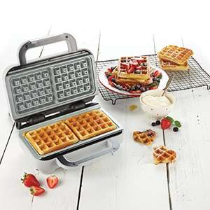 Breville VST072 Duraceramic Deep Fill Waffle Maker £29.99 at Amazon (DOTD)