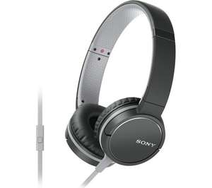 Sony MDR-ZX660AP Headphones for £15.97 @ Currys