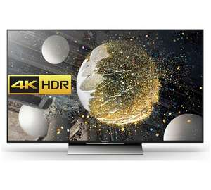Sony KD55XD8005BU 55 Inch 4K HDR Ultra HD Smart TV 689.99 - down from - 989.00 at Argos