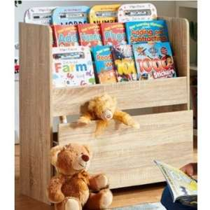 Kirkton House Children's Book Shelf was £24.99, Now £8.99 instore @ Aldi - Fulford / York